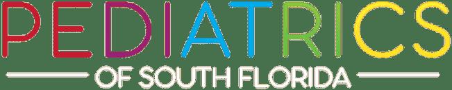 Pediatrics of South Florida Extended Logo